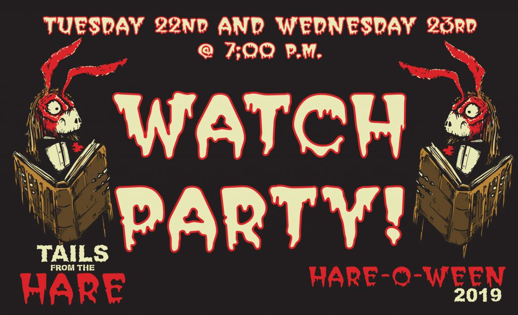 Hare-o-ween-watchparty