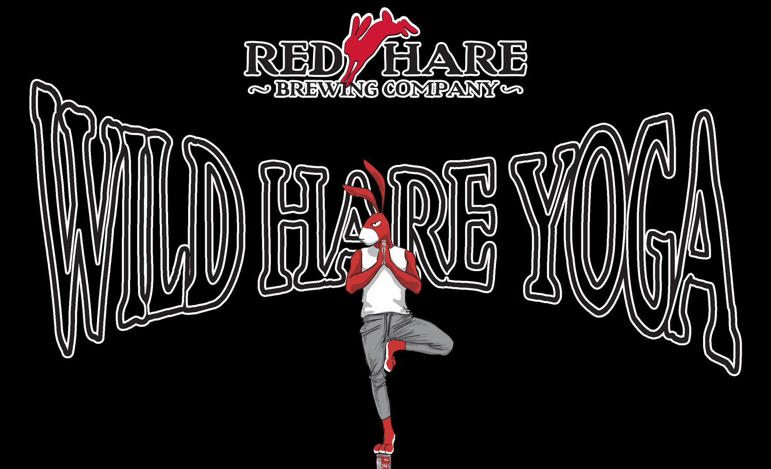 Wild Hare Beer Yoga